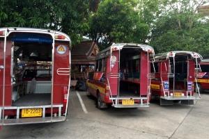 2-Mae Sai taxi