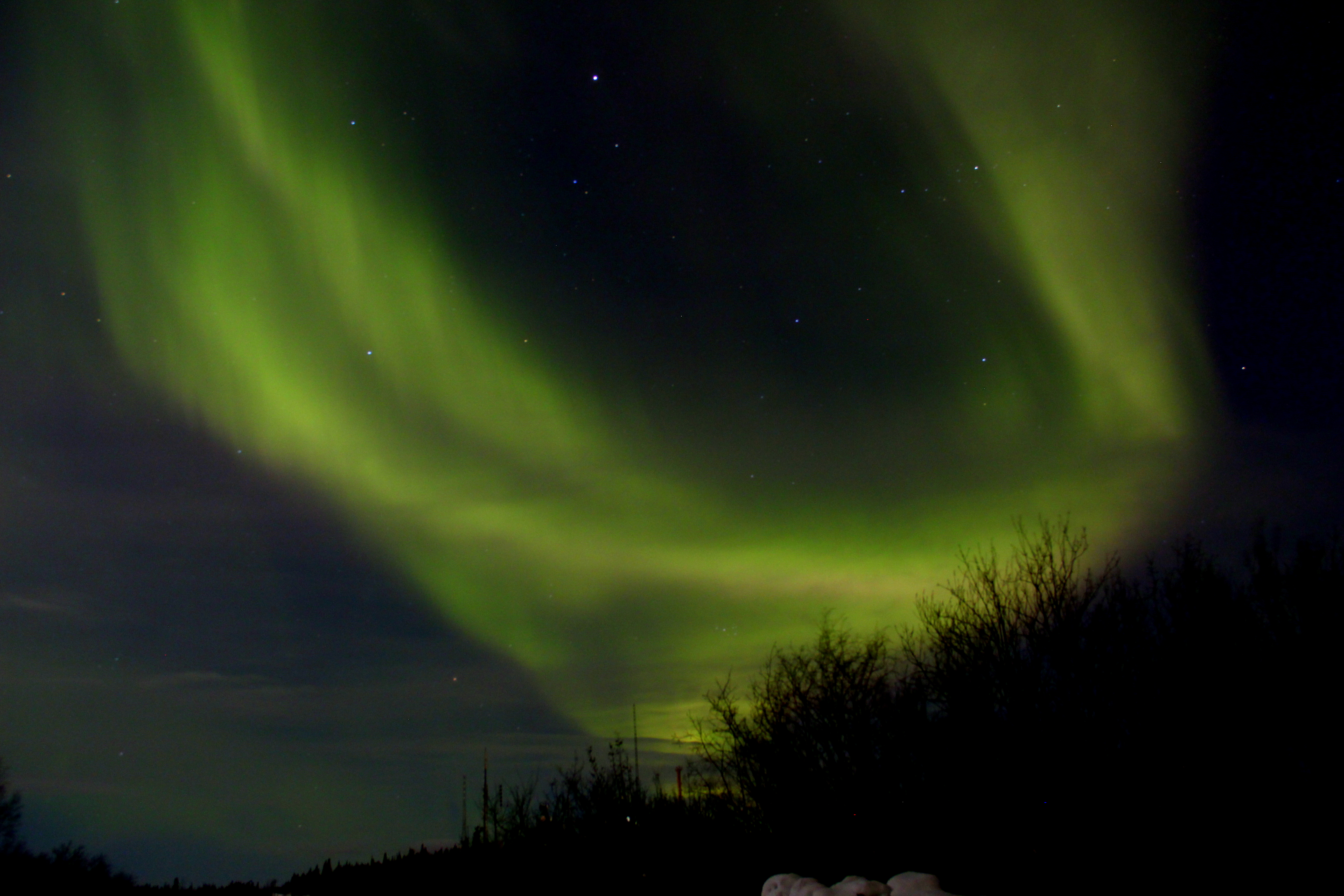 The Best Place And Time To See The Northern Lights