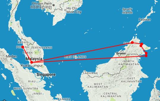 Destination guide – Malaysia